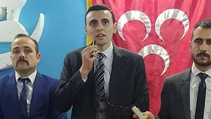 Çayırova Ülkü Ocakları'nda görev değişikliği