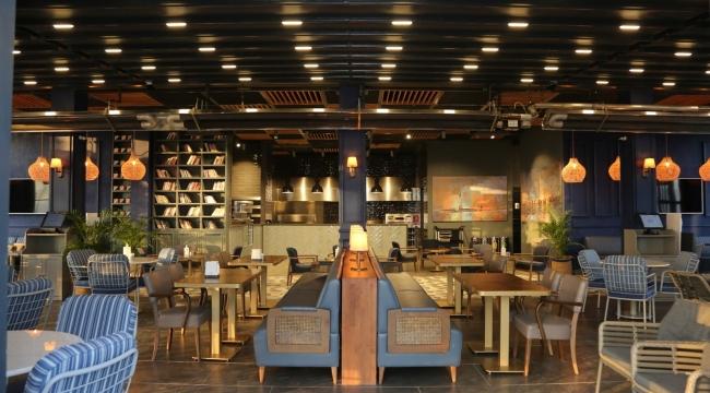 Hilal Cafe modern görünümüyle hazır!