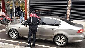 Kocaeli'de tedbirlere uymayan 303 kişiye para cezası
