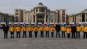 Kocaeli'ye 30 yeni ambulans!