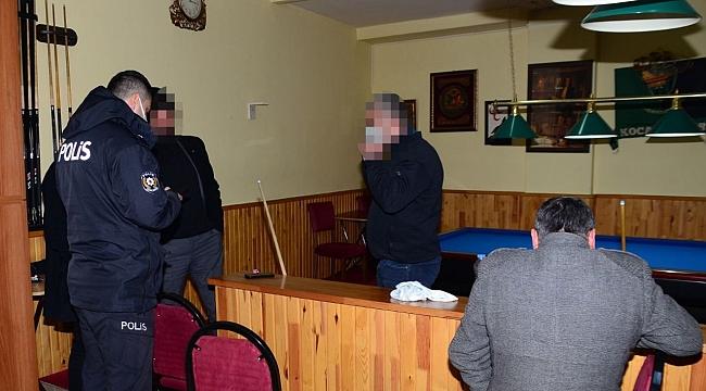 Kocaeli'de 26 kişi 'kumar' uygulamasına takıldı
