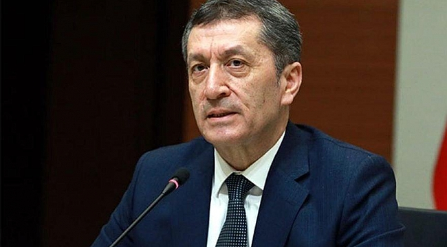 Milli Eğitim Bakanı Selçuk'tan yüz yüze sınav açıklaması