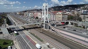 Mimar Sinan Köprüsü sahil kısmı 10 gün kapalı