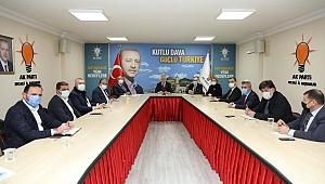 AK Parti Kocaeli, Büyük Kongreye hazır