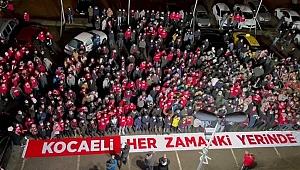 Ankara'ya akın ettiler!