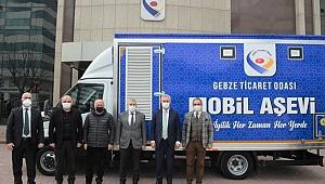 Gebze'den tüm Türkiye'ye yardım eli