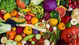 Günde iki meyve üç sebze ömrü uzatıyor