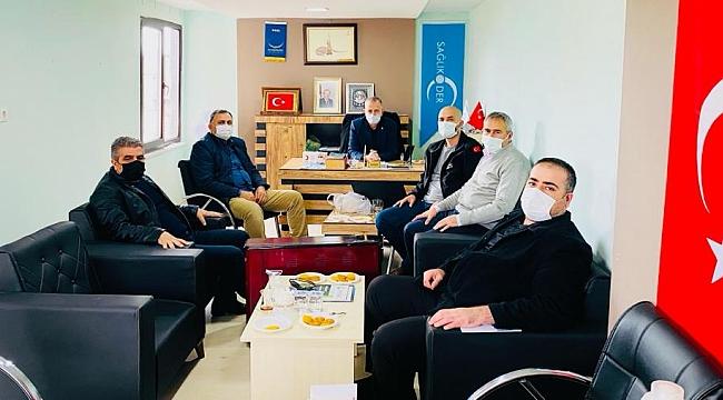 Kocaeli Sağlık Der'de Tatar güven tazeledi!