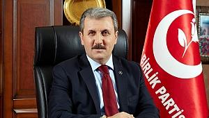 Mustafa Destici Kocaeli'ye geliyor