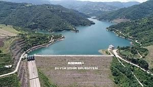 Yuvacık Barajı'nda su seviyesi yüzde 89'a yükseldi