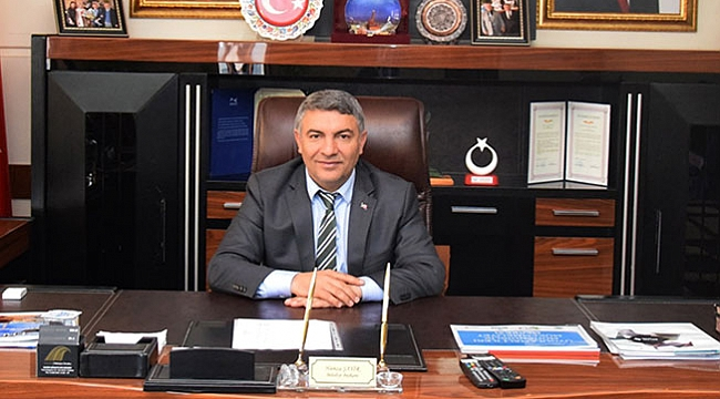 Başkan Şayir'den 23 Nisan mesajı