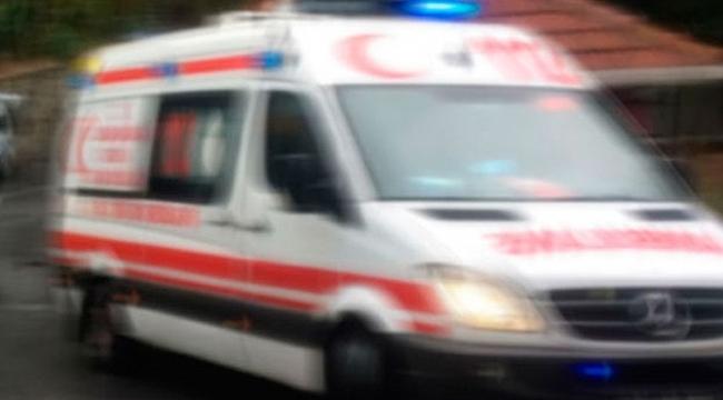 Çayırova'da iş kazası! 1 yaralı