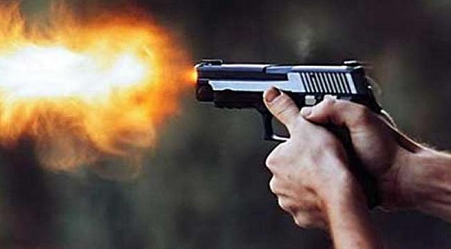 Eniştesini tabancayla öldürdü!
