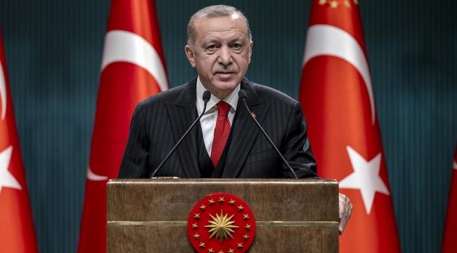 Erdoğan müjdeyi verdi: Destekler devam edecek!
