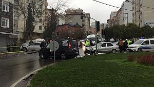 Gebze'de kaza sonrası silahlı kavga!