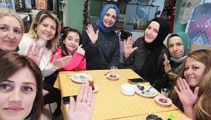 Kadınların ellerinden ramazan heybesi