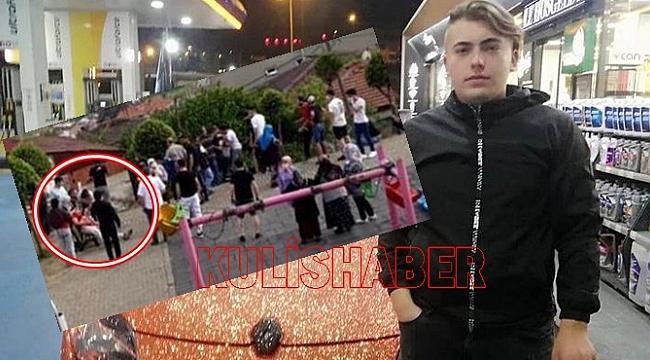 Gebze'de bıçaklı kavga! 1 ölü