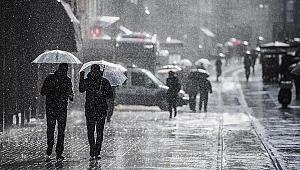 Kocaeli'de hafta sonu yağmur var