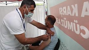 Darıca'da aşı seferberliği!