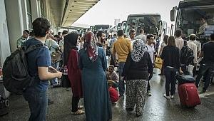 İşte Kocaeli'nin göç istatistikleri