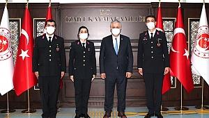 Kaymakam Cinbir, Jandarma Teşkilatının 182. yılını kutladı