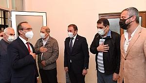 Kocaeli Valisi Seddar Yavuz MÜSİAD'ı ziyaret etti