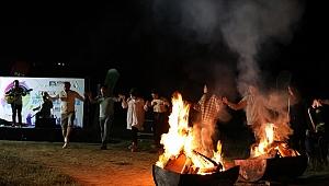 Körfez'de kamp ateşi yandı