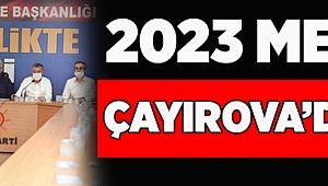 """Büyükakın,""""2023 seçimlerini de kazanacağız"""""""