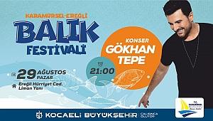 Ereğli'de, Balık Festivali heyecanı