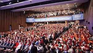 AK Parti'de 600 gün sonra il danışma toplantısı coşkusu