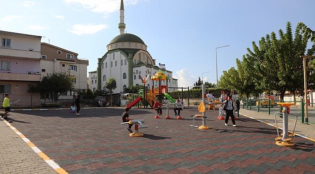 Darıca Belediyesi park sayısını arttırıyor