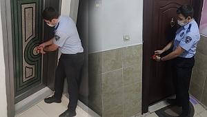 Gebze'de Kurallara uymayan işyeri mühürlendi