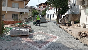 Gebze' de Üst Yapı Çalışmaları Devam Ediyor