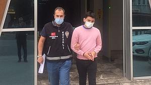 Hırsızlıktan aranıyordu, Derince'de yakalandı