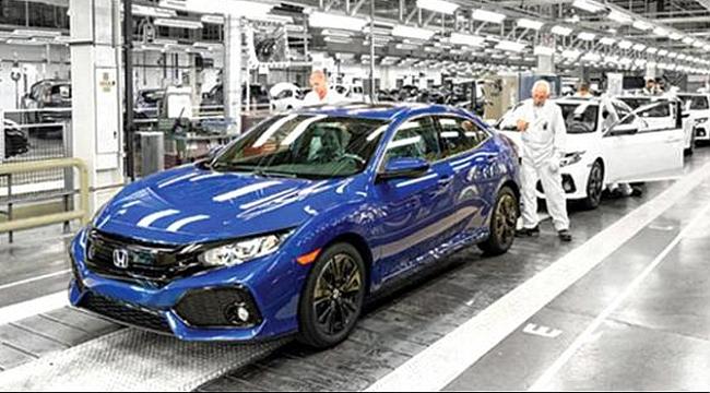 Honda, Çayırova'da ki fabrikasını resmen kapattı!