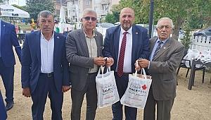 İzmit Belediyesi, Marmara Muhtarlar  Federasyonu'nu ağırladı