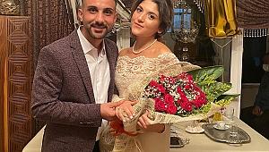 Kadir ve Tuğçe evlilik yolunda ilk adımı attı!