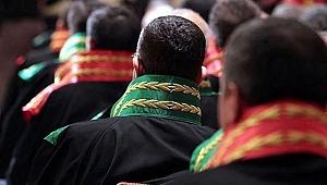Kocaeli'de hakimler ve savcılar değişti