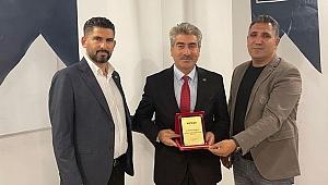 KOTSİAD Gebze'nin yeni başkanı, Demirtaş