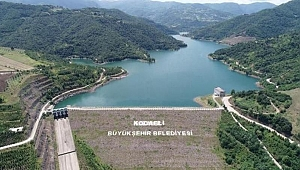 Yuvacık Barajı'nda su miktarı düşmeye devam ediyor!