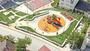 Çayırova yeni parklarla yeşilleniyor