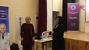 Hospital Park ve Tuzla Belediyesi'nden farkındalık semineri!