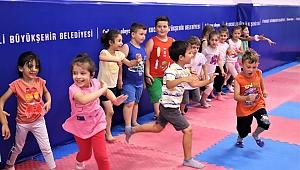 Ücretsiz Spor Okulları'nda yeni dönem