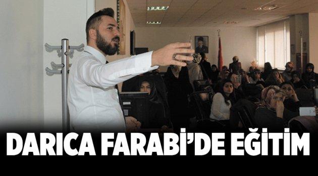 Darıca Farabi'de eğitim