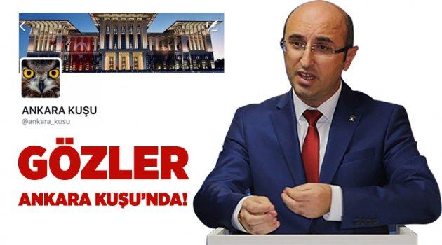 Gözler Ankara Kuşu'nda!