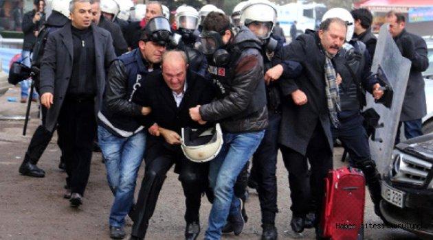 Polise 48 Saat Gözaltı Yetkisi Meclis'te Kabul Edildi