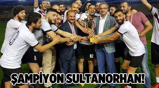 Şampiyon Sultanorhan