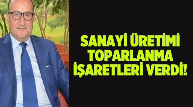 Zeytinoğlu: Sanayi üretimi toparlanma işaretleri verdi