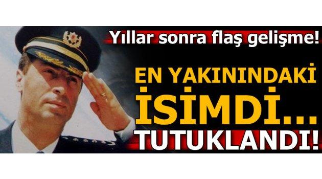 Son dakika: Gaffar Okkan'ın koruma polisi FETÖ'den tutuklandı!