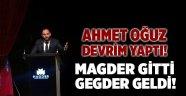 MAGDER GİTTİ GEGDER GELDİ!